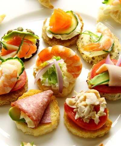 hors appetizers